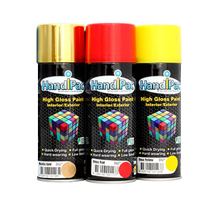 Handipac -Spray Paint Colours