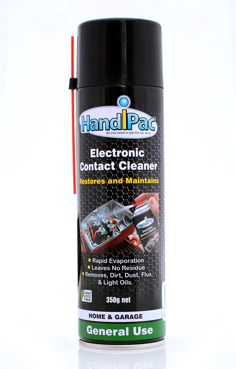 Handipac-Electronic Contact Cleaner