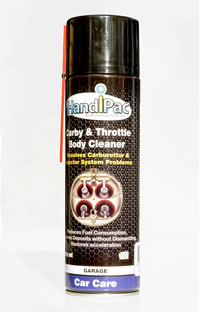Carby & Throttle Body Cleaner